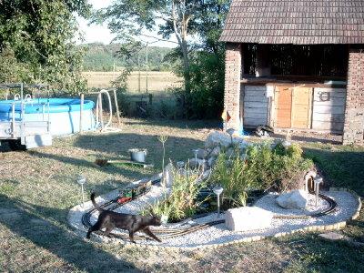 Die Gartenbahn 1